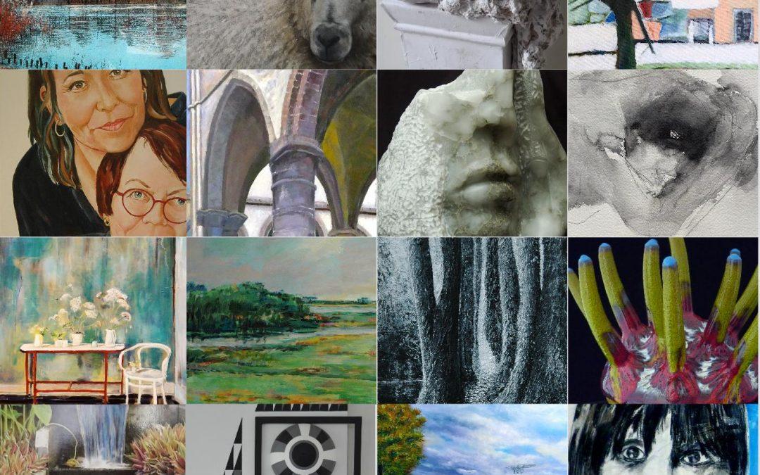 Catalogus Expositie Brabantse Vrijetijdskunst 2020 – '21